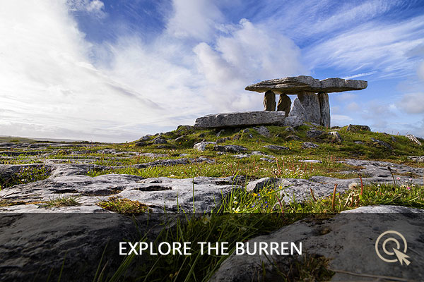Explore the Burren