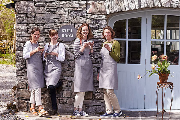 The Tea Rooms at The Burren Perfumery